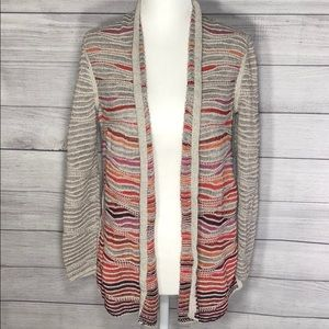 Nic + Zoe - Colorful Cardigan, Size PS